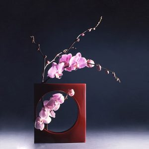 "Vase ""Full Moon"""