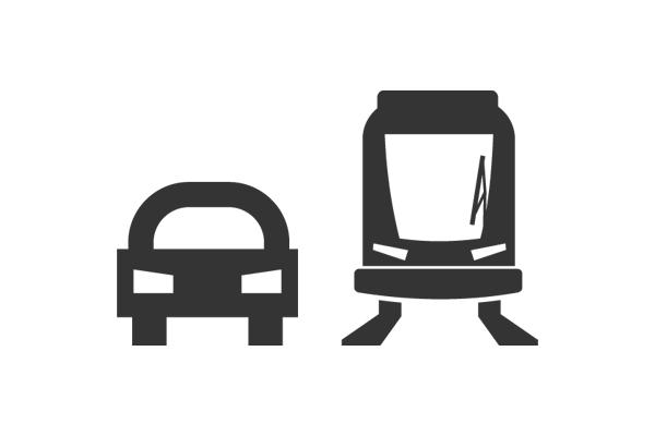 Icon Public Transport