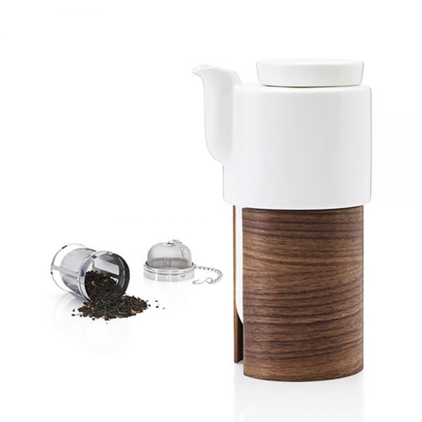 "Tee/Kaffeekanne ""WARM"""